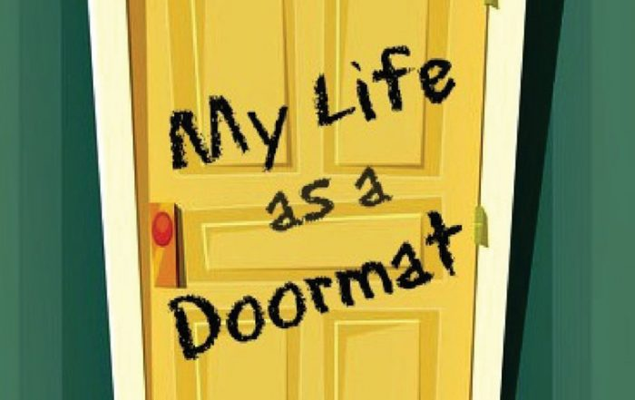 My Life As a Doormat Cropped Cover