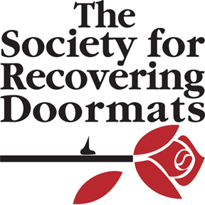The Society for Recovering Doormats Logo Icon